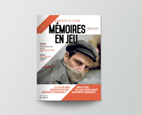 Mémoires en Jeu